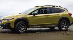 2021 Subaru XV Crosstrek Base