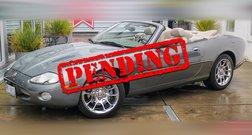 2002 Jaguar XKR R