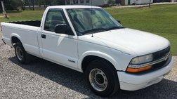 2001 Chevrolet  2WD
