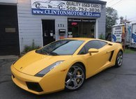 2005 Lamborghini Gallardo Base