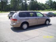 2003 Honda Odyssey EX-L w/Navi