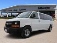 2012 Chevrolet Express LS 3500