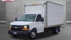 2015 Chevrolet Express Cutaway 3500