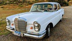 1965 Mercedes-Benz 1965 MERCEDES-BENZ 220 SB CLEAN TITLE