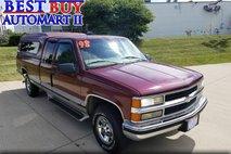 1998 Chevrolet C/K 2500 HD Ext Cab 155.5