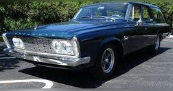 1963 Plymouth Wagon