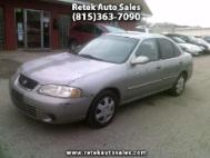 2000 Nissan Sentra GXE