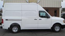 2020 Nissan NV2500 SV High Roof Cargo Van