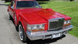 1979 Cadillac Seville 4dr Sdn 3.0L Luxury RWD