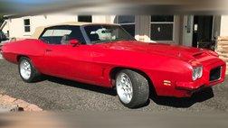 1972 Pontiac Le Mans Convertible