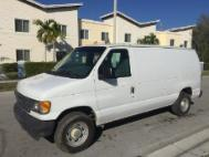 2005 Ford E-Series Van E-150