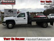 2004 Chevrolet Silverado 3500 Work Truck 4WD
