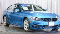 2020 BMW 4 Series 430i xDrive Gran Coupe