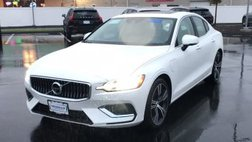 2019 Volvo S60 T8 eAWD Inscription