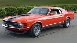 1970 Ford Mustang Last Mustang Built at Metuchen in 1970! Beauti
