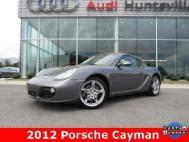 2012 Porsche Cayman Base