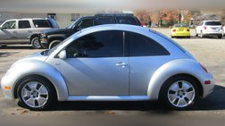 2002 Volkswagen New Beetle Turbo S