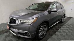 2018 Acura MDX SH-AWD Sport Hybrid w/Advance