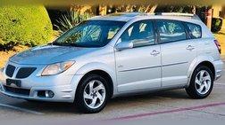 2005 Pontiac Vibe Base