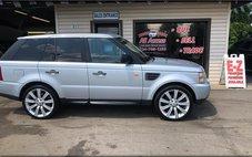 2007 Land Rover Range Rover Sport HSE