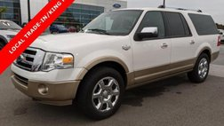 2013 Ford Expedition EL King Ranch