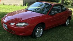 1998 Ford Escort ZX2
