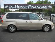 2002 Honda Odyssey EX-L w/DVD