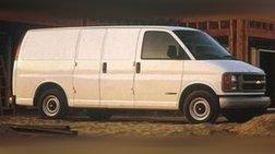 2002 Chevrolet Express LS