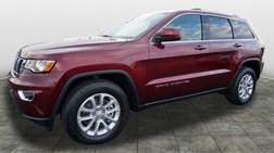 2021 Jeep Grand Cherokee Laredo E