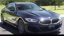 2020 BMW 8 Series M850i xDrive Gran Coupe