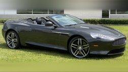 2015 Aston Martin DB9 Standard