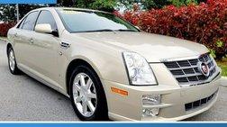 2008 Cadillac STS V6
