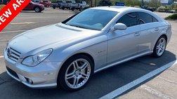 2007 Mercedes-Benz CLS-Class CLS 63 AMG