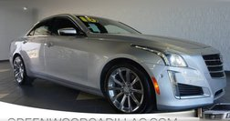 2016 Cadillac CTS 2.0T Premium Collection