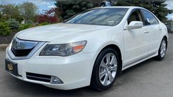 2009 Acura RL 4dr Sdn Tech/CMBS w/PAX