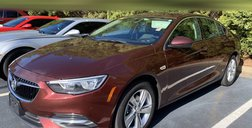 2018 Buick Regal Sportback Preferred