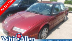 1995 Saturn S-Series SL2