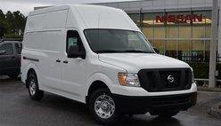 2021 Nissan NV Cargo SV