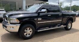 2017 Ram Ram Pickup 2500 Laramie Longhorn
