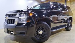 2016 Chevrolet Tahoe Special Service