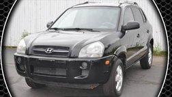 2007 Hyundai Tucson GLS