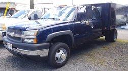 2004 Chevrolet Silverado 3500 WT