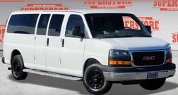 2015 GMC Savana Passenger LS 3500