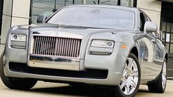 2011 Rolls-Royce Ghost Base