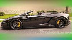 2012 Lamborghini Gallardo LP 570-4 Spyder Performante