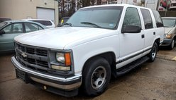 1999 Chevrolet Tahoe 4-Door 2WD