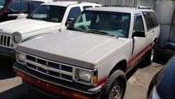 1994 Chevrolet S-10 Blazer 4-Door 4WD