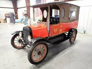 1923 Ford 1923 FORD MODEL T PANEL WOODY WAGON