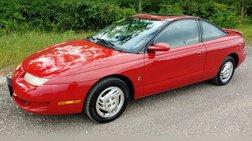 1998 Saturn S-Series SC2