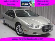 1999 Chrysler LHS Base